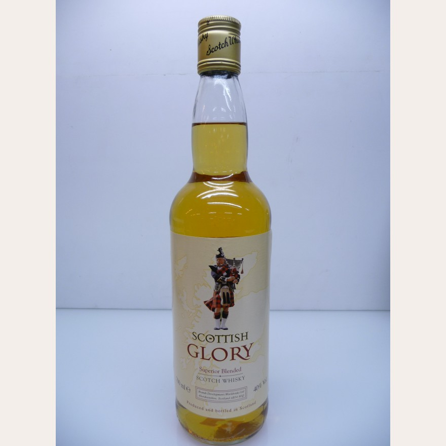Scottish Glory by Duncan Taylor yellow label 40% 70cl