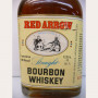Red Arrow Straight Buorbon Whiskey 70er Jahre 40% 0,7l