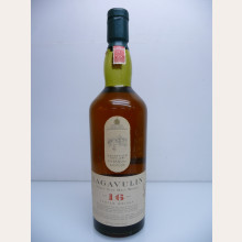 Lagavulin 16y Original bottling 80ies Da Bema Italy with olden letters 43% 75cl