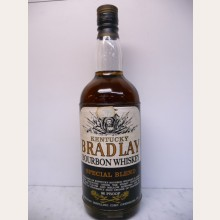 Bradley 4y 1967 Special Blend Kentucky Bourbon Whiskey 43% 70cl