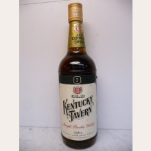 Old Kentucky Tavern Bourbon 8y OB Glenmore Distillers 1962 ! gekauft 08/1970 86 Proof 70cl