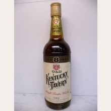 Old Kentucky Tavern Bourbon 8y OB 27. März 1971 Glenmore Distillers 1963 !!! 86 Proof 70cl