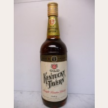 Old Kentucky Tavern Bourbon 8y OB Glenmore Distillers 1963 ! gekauft 06.02.1971 86 Proof 70cl