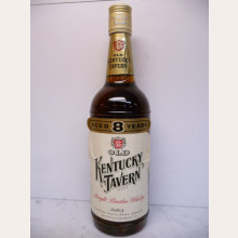 Old Kentucky Tavern Bourbon 8y OB Glenmore Distillers 1963 ! gekauft 16.07.1971 86 Proof 70cl